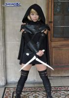 Claymore Clare by andycold