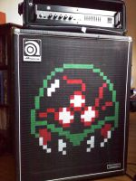 Metroid Ampeg bass cab by bassistofclosson