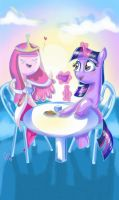 Commish: Twily and Peebles by twilightSPC