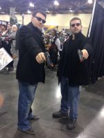 Phoenix Comicon 2014 Macmanus brothers by Demon-Lord-Cosplay