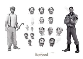 Sabotage Haywood - Worker by Shabow