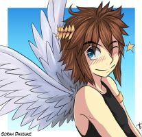 [Kid Icarus] Pit by Daiisuke