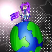 THE WORLD IS GAKUPO'S by Ask-Dell