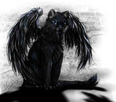 Athelas..:Black Life:.. by WhiteSpiritWolf