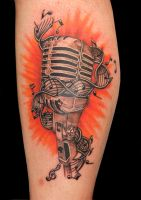 Microphone by asussman