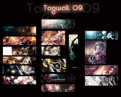 Tagwall09 by cyclonDesigns