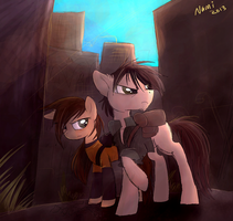 The Last of Us by IamtehPILOT
