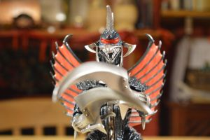 S.H Monsterarts Gigan (30/30) by GIGAN05