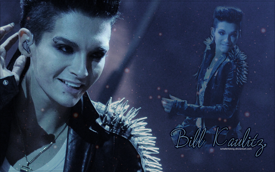 Wallpaper: Bill Kaulitz 7 by schaferlisting
