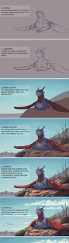 Salamance- step by step by Nivailis