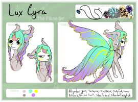 Lux Cyra Ref. by SaveTuna