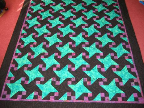 Quilt by TelevisionBox
