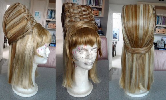 Wig Commission: Rand by the-sushi-monster