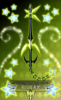 Keyblade Missing Ache by Marduk-Kurios