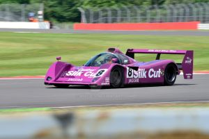 Jaguar XJR-14 No 8 by Willie-J
