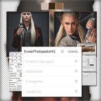 Photopack 159: Thranduil by SwearPhotopacksHQ