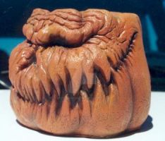 Latex pumpkin by Dave Britton by BrittonsConcoctions