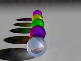 another caustics test by Wiictor