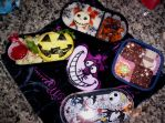 Halloween bento by xxxKei87xxx