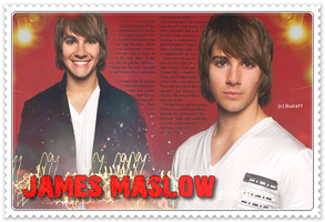 James Maslow by busia11
