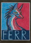 Ferr. (another ACEO) by b12-7x108