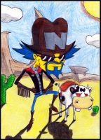 Sheriff Cortex by Dr-Disappointment