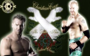 wwe,Christian Cage by Gogeta126