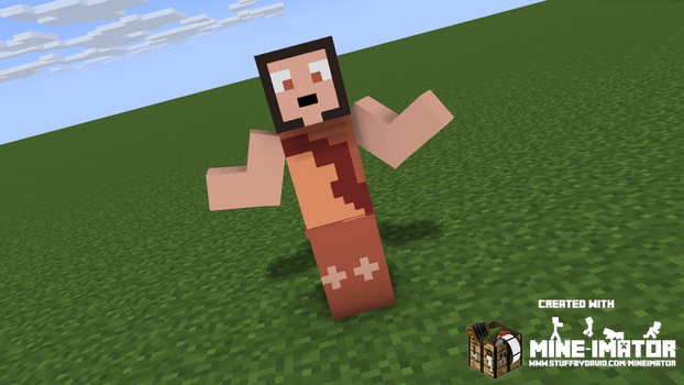 Limus in Minecraft by RobbieTehRotten