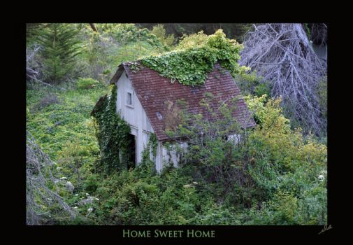 Home:Sweet:Home by shell4art