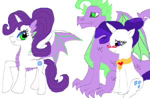 Rarity's Family by PurfectPrincessGirl