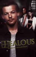 Jelaous - Wattpad cover. by almosteeasy