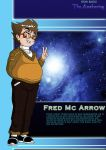 Fred Mc Arrow by haryopanji