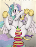 The Royal Cake ('Who Put That Cake There?!' edit) by ecmajor