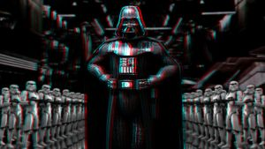 Vader's Legion 3-D conversion by MVRamsey