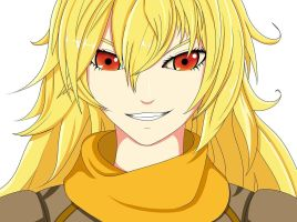 Yang Xiao Long by StiltsDA