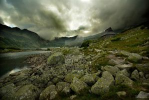 Clouds over the valley. by Inspektor02