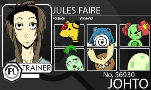Jules Faire IPL Card Thing by Bored-dood