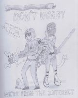 DON'T WORRY by MrCod
