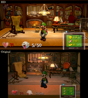 Luigi's Mansion HD remake by Rainmaker113