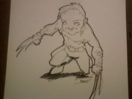 Commission Lil Wolvie by rantz