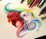 56- Birds! by Lucky978