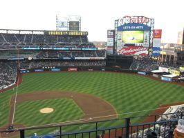 New York Mets Citi Field 2 by ForeverASickKid