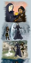 A few lessons from the Dragonborn by NorroenDyrd