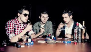 Poker Night by the3Alex