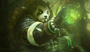 Mists of Pandaria tag by Fiskkarn132