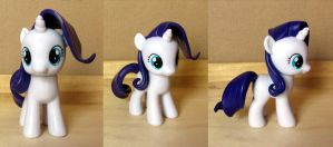 Filly Rarity custom by atelok