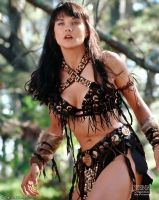 Xena Warrior Princess by Metallicanrana