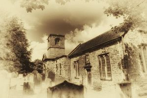 The Old Church... by TheBaldingOne