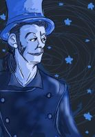 Blue - Javert by Avatoh