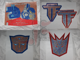 Transformers Metallic Colors by Leathurkatt-TFTiggy
